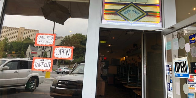 Jalisco's Mexican Restaurant, a beloved restaurant of Atlanta, is open only for takeout.