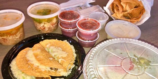 Jalisco's food to go.