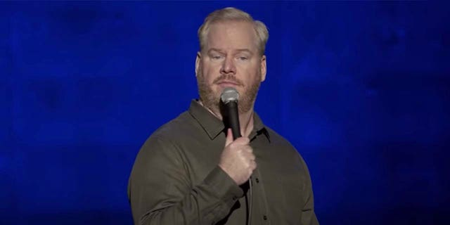 Jim Gaffigan in 'Quality Time.'