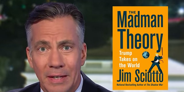 "CNN labels Jim Sciutto both ""anchor"" and the network's chief national security correspondent."