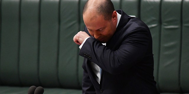 Treasurer Had A Surplus Of Coughs But A Deficit Of Coronavirus