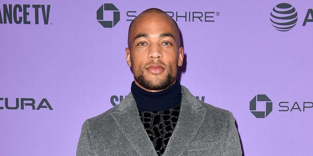 Kendrick Sampson. (Photo by Ernesto Distefano/Getty Images)
