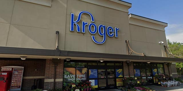 """The Kroger grocery chain is eliminating its hourly $2 """"Hero """" pay for workers next week. The temporary pay raise came amid the coronavirus pandemic, which saw grocery workers classified as essential employees."""