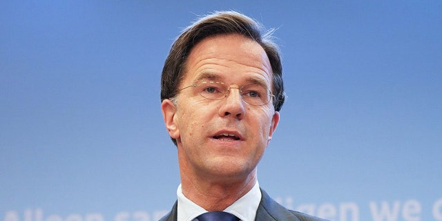 Dutch PM didn't see dying mother due to virus lockdown