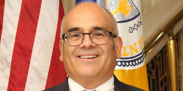 Trenton Mayor Reed Gusciora (Official)