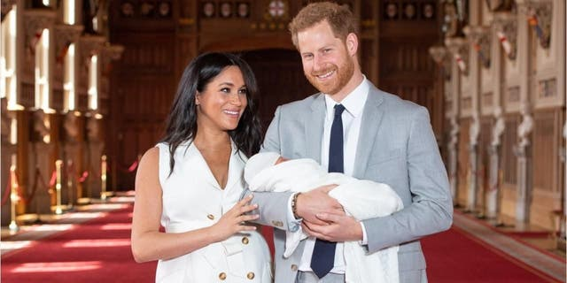 Archie Harrison Mountbatten-Windsor, the son of Meghan, Duchess of Susex and Prince Harry, was born on May 6, 2019.