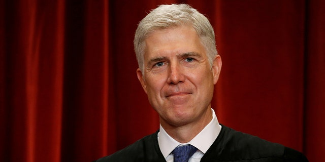 Neil Gorsuch, Judge of the United States Supreme Court.  (Reuters)