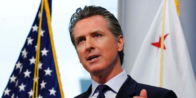 California Gov. Gavin Newsom is getting heat from pastors across the state who say he's treated them unfairly during the coronavirus outbreak.