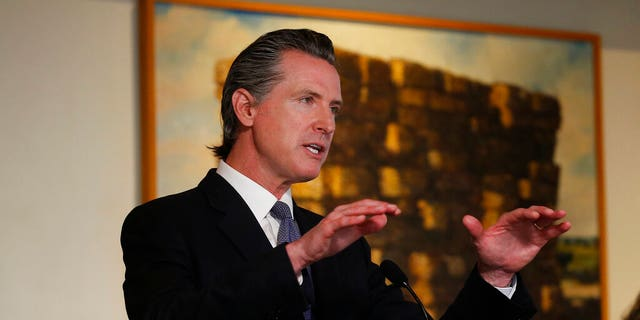 California Gov. Gavin Newsom (AP Photo/Rich Pedroncelli, Pool)