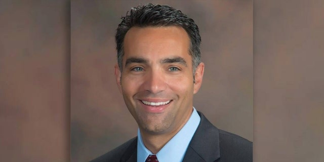 """Ohio state representative Nino Vitale defended not wearing a face mask because of the """"image of God."""""""