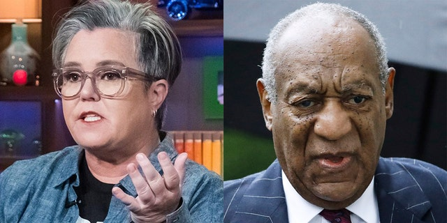 Rosie O'Donnell revealed a story in which she claims Bill Cosby sexually harassed a producer on her talk show.