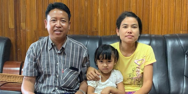 Westlake Legal Group Paston-Tun-Gospel-for-Asia Myanmar pastor presumed dead returns home more than a year later fox-news/world/world-regions/asia fox-news/world/religion/christianity fox-news/world/religion fox-news/us/religion/christianity fox-news/good-news fox-news/faith-values/family fox-news/faith-values/faith fox news fnc/world fnc Caleb Parke c9ee650b-879f-579d-9446-a0b28f688fd5 article