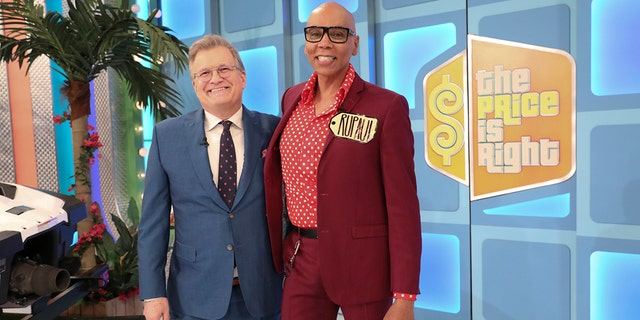 Drew Carey and RuPaul co-hosted a 'Price is Right' special to raise money for Planned Parenthood.