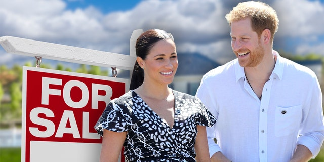 Meghan Markle and Prince Harry are said to be living in the former actress' hometown of Los Angeles, and are allegedly shopping for more permeant digs.