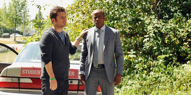 Every episode of 'Psych' and its movie are available to stream on Amazon Prime.