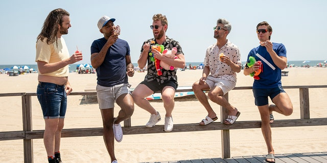 'Queer Eye' Season 5 drops on Netflix in June.