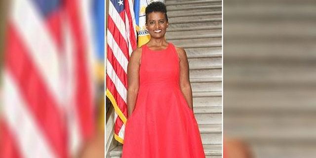 Trenton Councilwoman Robin Vaughn (Official)