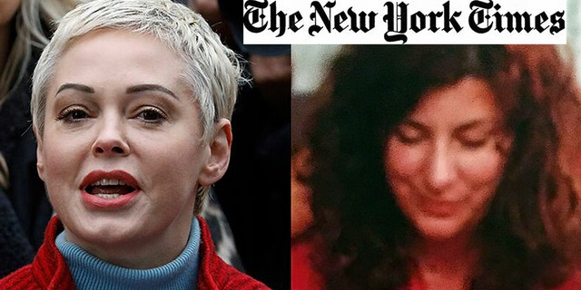 Activist Rose McGowan condemned a New York Times reporter over detailed questions allegedly sent to Joe Biden's accuser Tara Reade.
