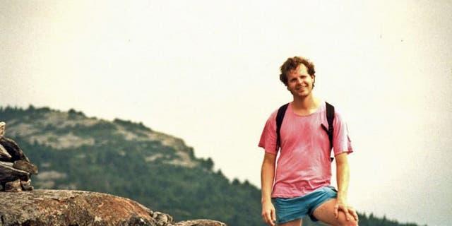Scott Johnson was 27 when he was killed in Australia in 1988.