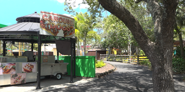 Normally hustling and bustling, ZooTampa is currently closed to the public because of the coronavirus outbreak (Robert Sherman, Fox News).