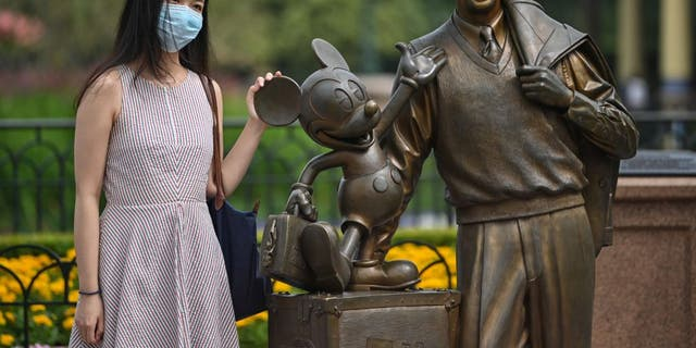 Much of the new health and safety protocol implemented at Shanghai Disneyland is likely to be implemented at theme parks in the U.S., according to the chief medical officer for Disney Parks.