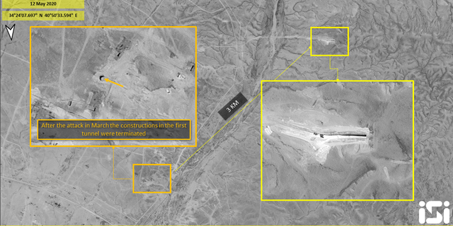 Westlake Legal Group Slide4 Iran building new weapons storage at military base in eastern Syria, satellite images show Yonat Friling Trey Yingst fox-news/world/world-regions/middle-east fox-news/world/conflicts/syria fox-news/world/conflicts/iran fox-news/world/conflicts fox news fnc/world fnc article 17fc540a-b3c9-5e99-8023-2be38db8e14a