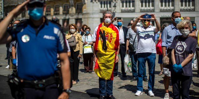 Spain announces 10-day mourning period for coronavirus victims