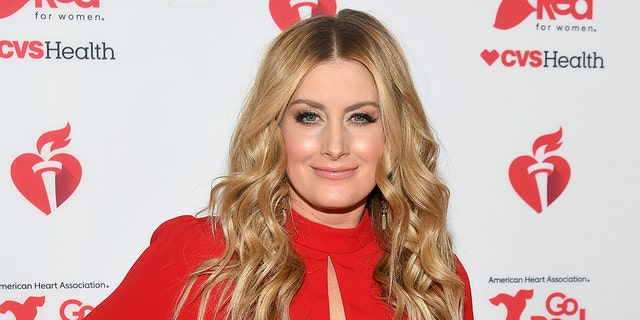 Stephanie Quayle attends The American Heart Association's Go Red for Women Red Dress Collection 2020 at Hammerstein Ballroom on February 05, 2020 in New York City.