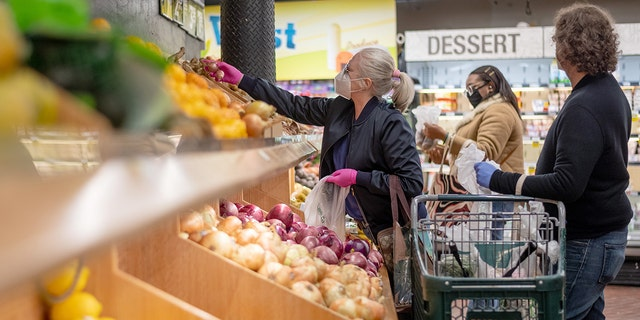 In contrast to the rising food index, the overall average costs for all consumer goods and services declined in April by 0.8 percent, largely due to a sharp decrease in the gasoline index.