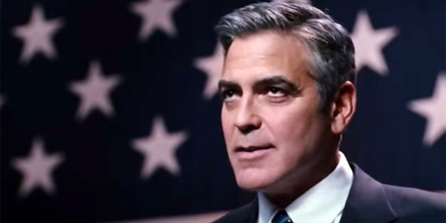 George Clooney as Mike Morris in 'The Ides of March.'