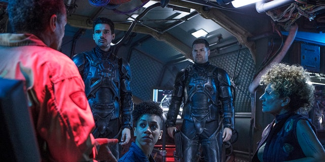 'The Expanse' is a science fiction show that's streaming as an Amazon Prime original.