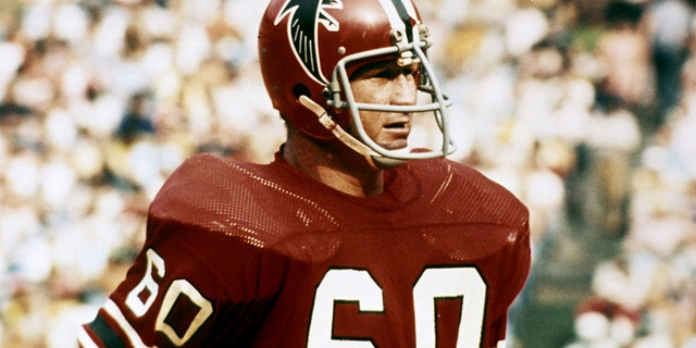 Falcons all-time great linebacker Tommy Nobis was a member of the NFL 1960s All-Decade team. (Photo by Bob Verlin/Getty Images)