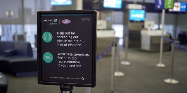 As part of the initiative, United will offer more touchless kiosks in select locations for baggage check-in, among other safety protocols.