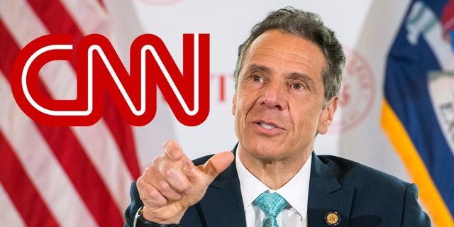 New York Gov. Andrew Cuomo regularly appears on CNN for playful interview with his brother. (Darren McGee/Office of Governor Andrew M. Cuomo via AP)