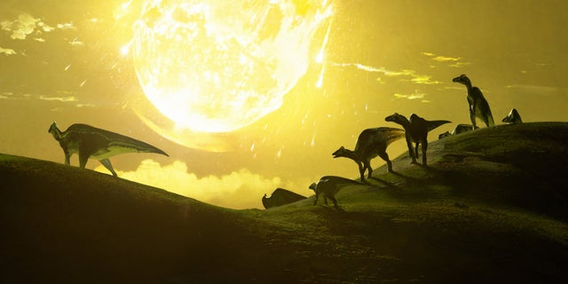 Asteroid That Sealed The Dinosaurs' Fate Hit Earth At