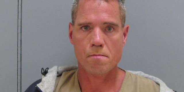Michael Donovan Avin was arrested in Darlington on Wed.