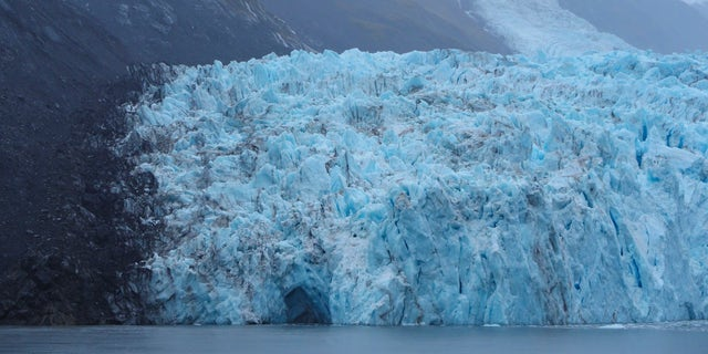 Barry Glacier. Barry Arm. Prince William Sound. Near Whittier. Alaska. United States of America. (Photo by: Education Images/Universal Images Group via Getty Images)