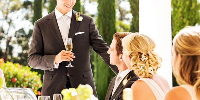 According to the bride-to-be, her fiance's best man bragged about hiring a prostitute for the bachelor party in order to test the groom. The best man also said he plans on making it clear at the wedding that he doesn't believe in marriage.