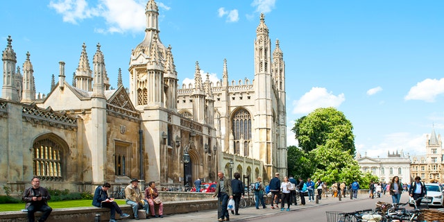 Cambridge University says it is moving all of its face-to-face lectures online for the following academic year. (iStock)