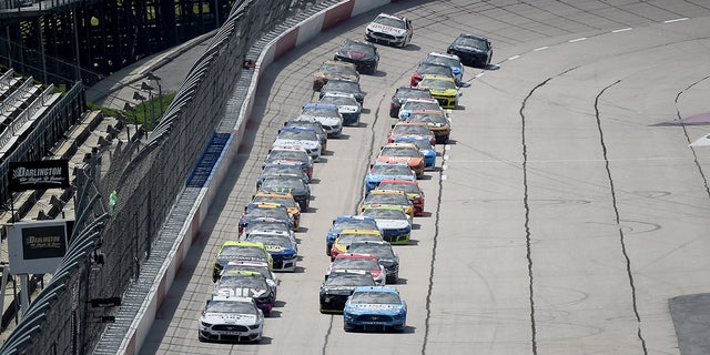 NASCAR hosting first Wednesday Cup race in 36 years