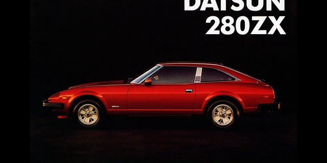 The 1981 Nissan 280 ZX remains one of the brand's most iconic models.