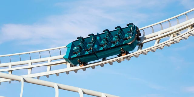 Authorities are concerned that the virus can be spread by riders as they scream during the thrill ride, possibly spreading microscopic droplets to other riders around them.