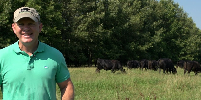 Allen Williams, rancher in Mississippi and Alabama, Joyce Farms and BDA Farm