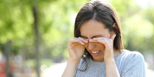 The Centers for Disease Control and Prevention advises avoiding touching the eyes, nose and mouth with unwashed hands.