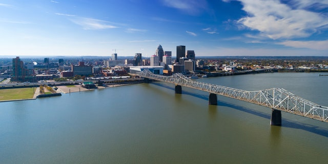 A new study suggests social distancing guidelines in Louisville slowed the transmission of coronavirus.