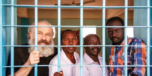Petr Jasek (left) and fellow VOM Christians were imprisoned for their faith under espionage charges in 2015 and held for more than a year in Sudan.