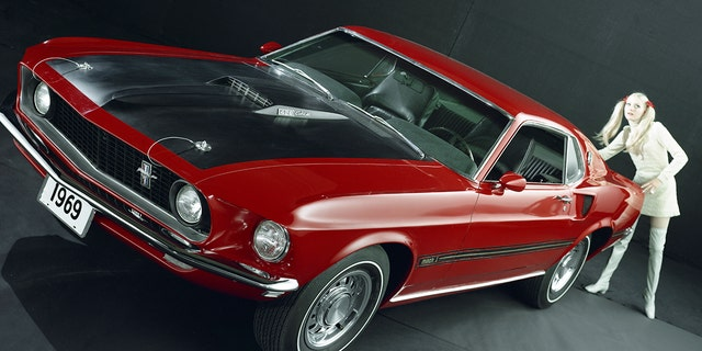 The Mach 1 was introduced in 1969 as the highest-performing model below the Boss 302 and Shelbys and it was the best-selling Mustang that year.