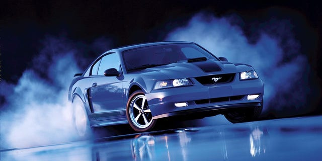 Ford last offered a Mustang Mach 1 from 2003 to 2004.