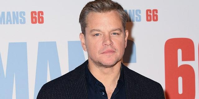 Matt Damon revealed that his stepdaughter had the coronavirus.