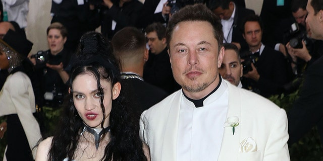 Elon Musk and Canadian singer Grimes' newborn son's name revealed